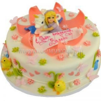 Детский торт на заказ - Фея