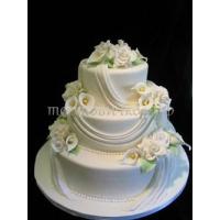 Торт свадебный на заказ - # 239