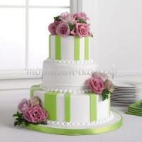 """Свадебный торт """"Алиса"""""""