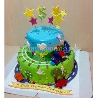 Детский торт #61