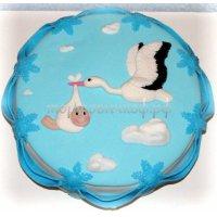 Детский торт #362