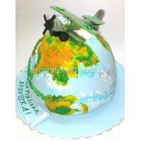 Детский торт #21