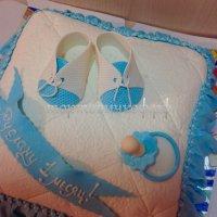 Детский торт #32
