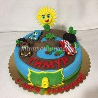 Детский торт #31