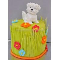 Детский торт на заказ - Щенок
