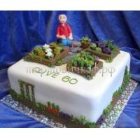 """Торт на день рождения - """"Дача"""""""