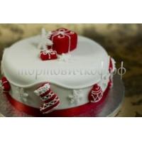 Торт Новый Год # 53