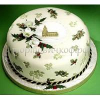 Торт Новый Год # 15