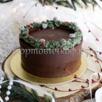 Торт Новый Год # 16