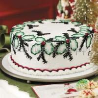 Торт Новый Год # 17