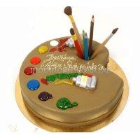 Детский торт #34