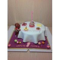 Детский торт #365