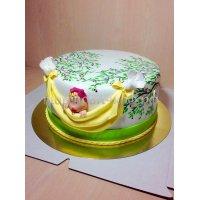 Детский торт #33