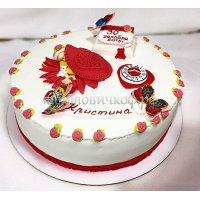 Детский торт #366