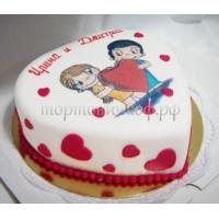 Торты на заказ СПб - Love is ....