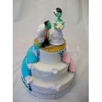 Прикольные торты на свадьбу # 11