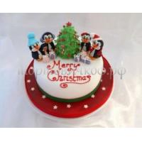 Торт Новый Год # 30