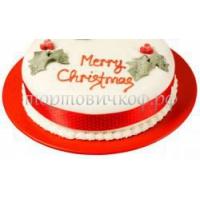 Торт Новый Год # 19