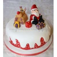 Торт Новый Год # 20