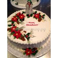 Торт Новый Год # 21