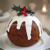Торт Новый Год # 31