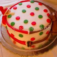 Торт Новый Год # 6