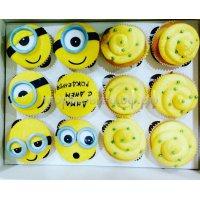 Капкейки и мини пирожные #8