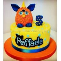 Торт на заказ на день рождения - Совенок