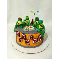 Детский торт #35