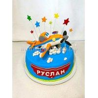 Детский торт #38