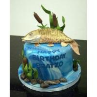 Торт для начальника - Рыбак