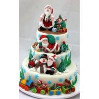 Торт Новый Год # 44