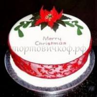 Торт Новый Год # 23