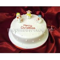 Торт Новый Год # 32