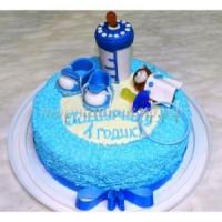 Детский торт на заказ на день рождения