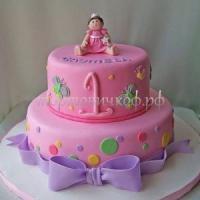 Детский торт на заказ - Один годик