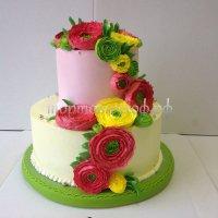 Свадебный торт #5
