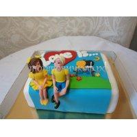 Торт для мужчин #10
