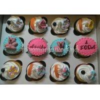 Капкейки и мини пирожные #9