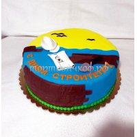 Торт для корпоратива #8