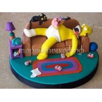 Торт на заказ -  Гамер