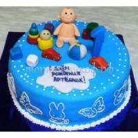 Детский торт на заказ - Наш малыш