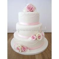 Торт свадебный на заказ - # 249