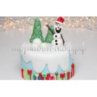 Торт Новый Год # 37