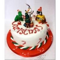 Торт Новый Год # 10
