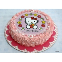 "Торт ""Hello Kitty"""