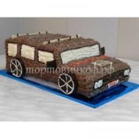 Детский торт на заказ - Машина