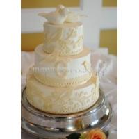 Торт свадебный на заказ - # 243