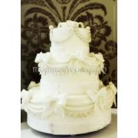 Торт свадебный на заказ - # 250