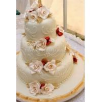 Торт свадебный на заказ - # 244